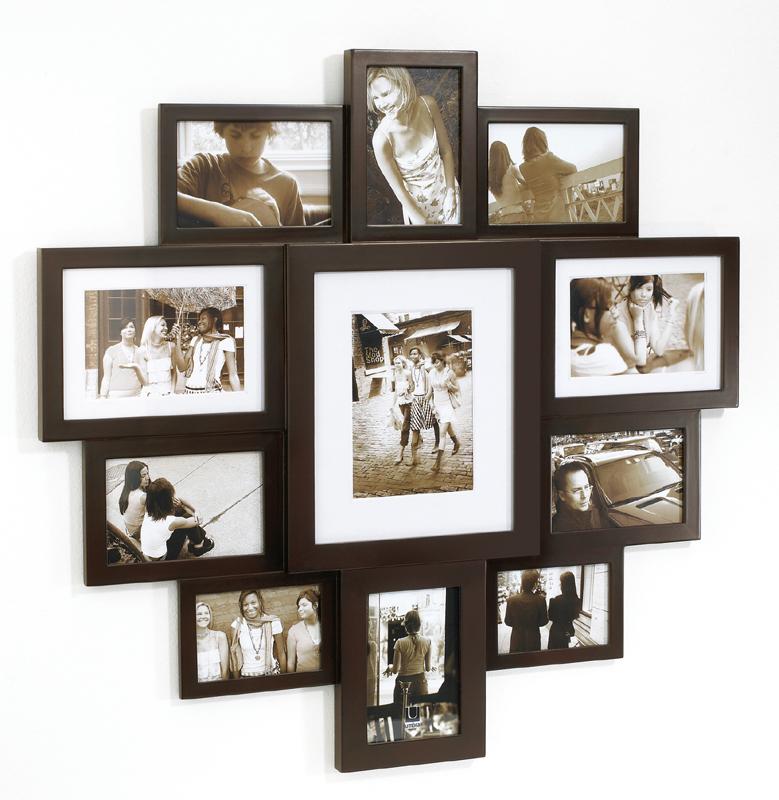 Modern collage frame huddle wall frame for Modern collage frame