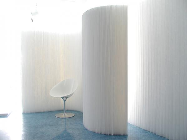 Modern room divider :  modern modern room divider divider textile softwall