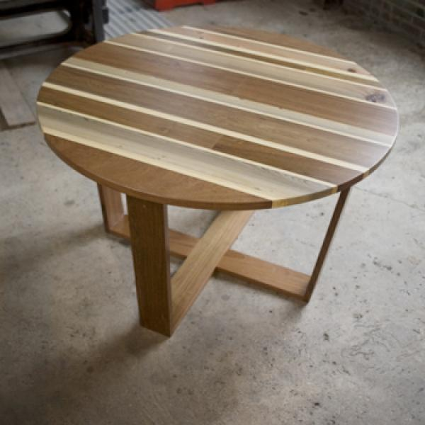 Circle Drop Table