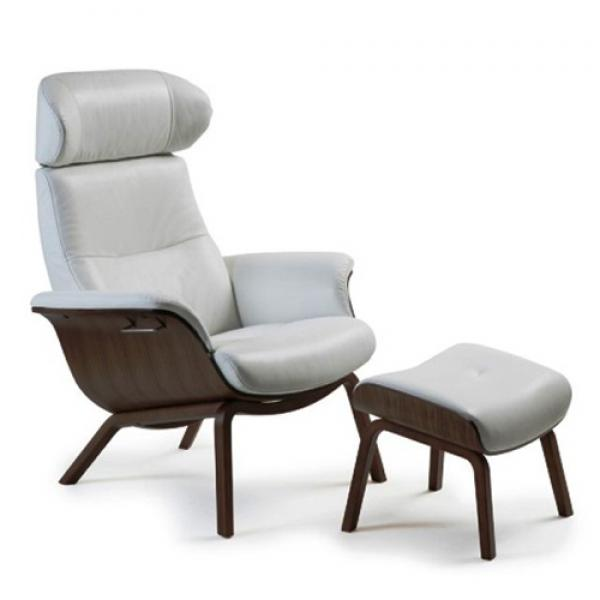 Timeout Reclining Lounge Chair 4 Legs