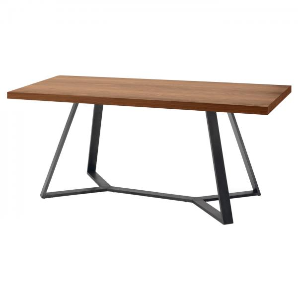 Archie Dining Table walnut