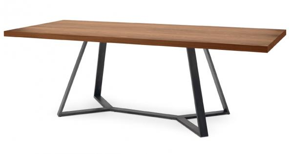 Archie Large Dining Table walnut