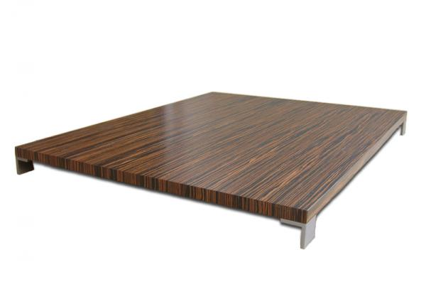 Low Deck Coffee Table
