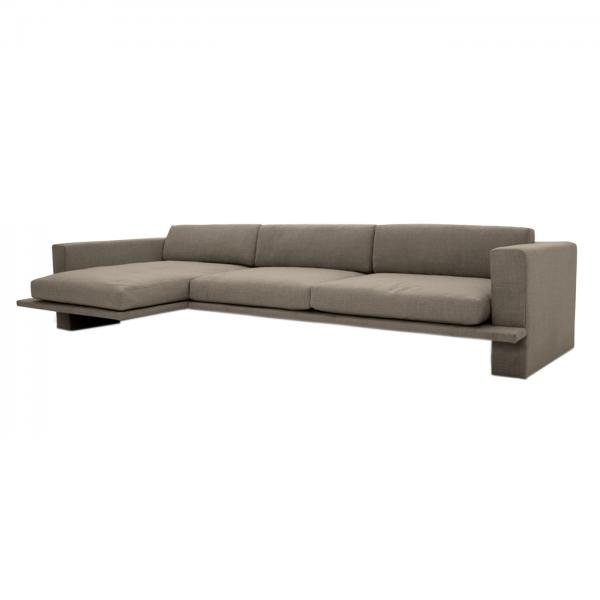 Palisades Sectional Sofa Taupe