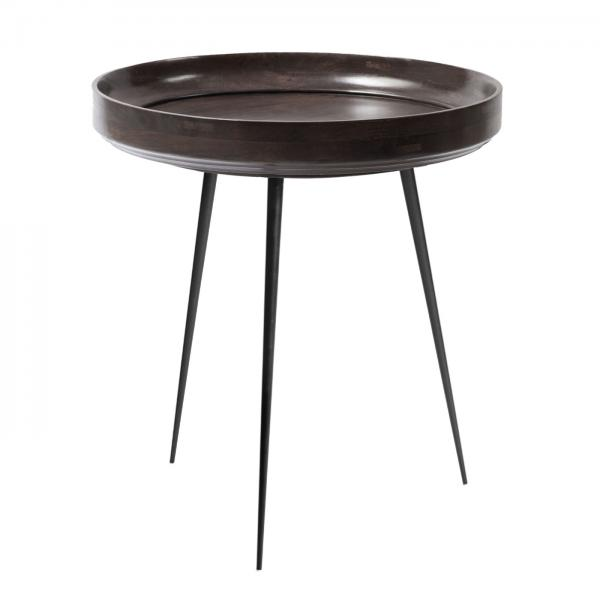 Mater Bowl Side Table Medium Grey