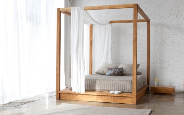 PCH Canopy Bed