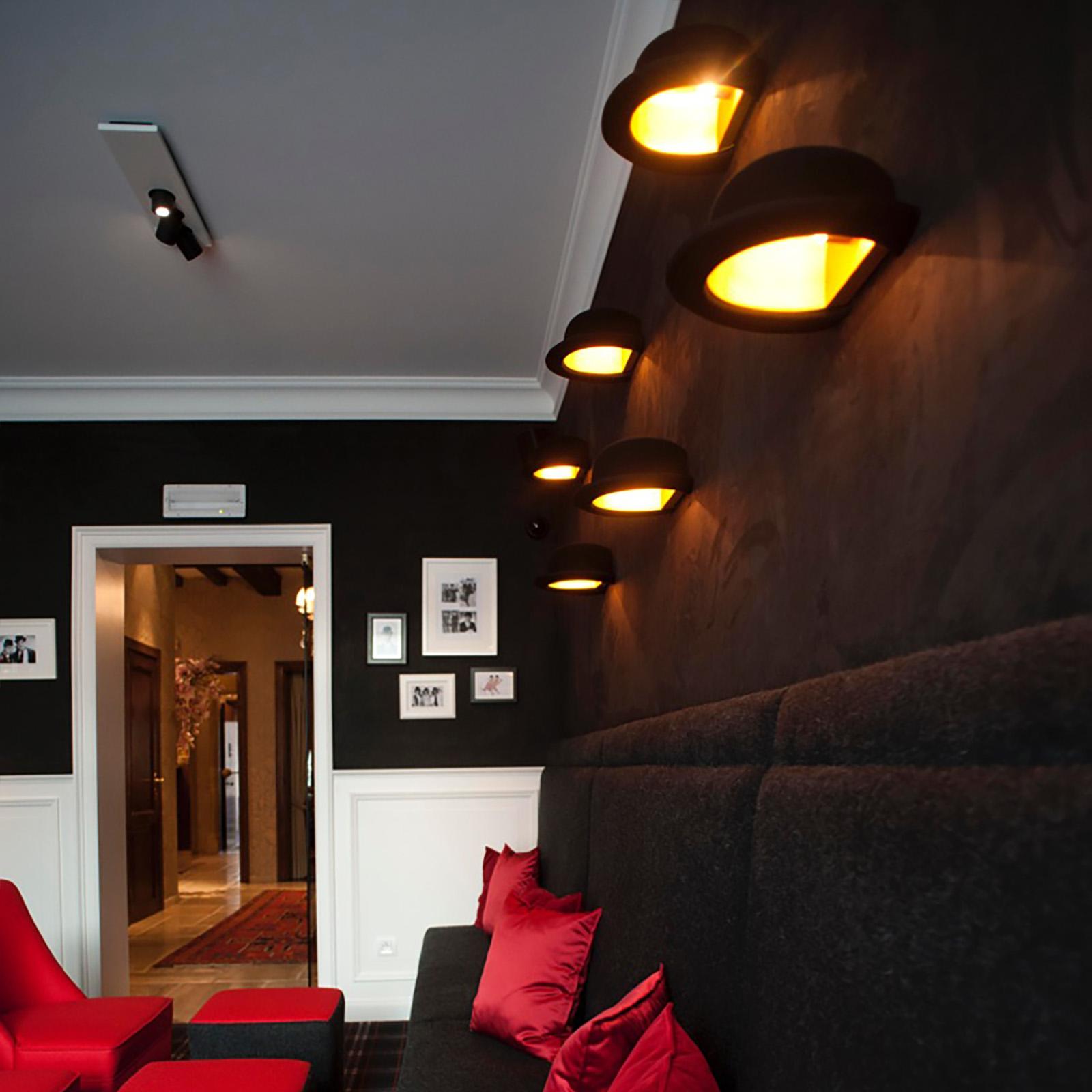 1bea8f031c6 Innermost Modern Jeeves Wall Light Fixture