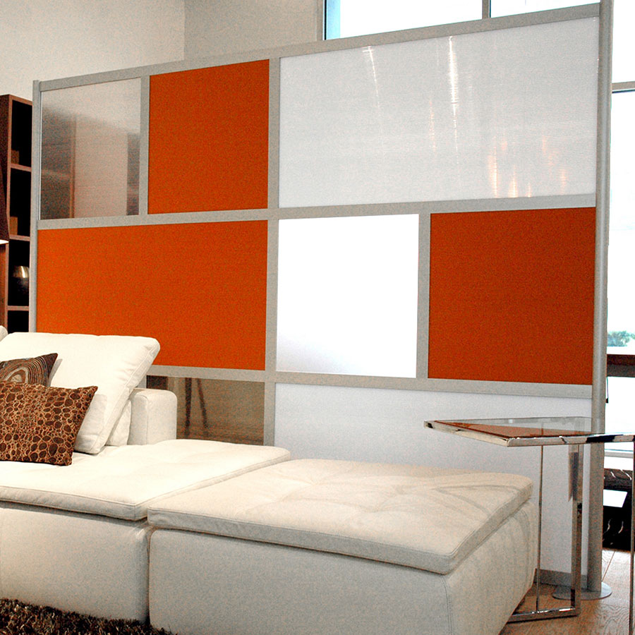Living Room Space Dividers Living Room Bedroom Divider Wall ...