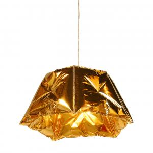 Dent 53 Pendant Light Shade Gold