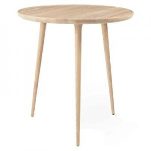 Accent Cafe Table Oak