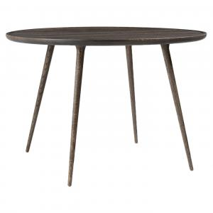 Accent Dining Table Grey