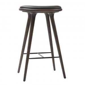 Mater Bar Stool Grey Oak