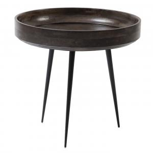 Mater Bowl Table Small Grey