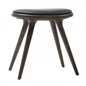 Mater Low Stool Sirka Grey Stain