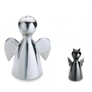 Angelo Diabolo Salt Pepper Shakers