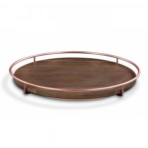Jose Serving Tray round