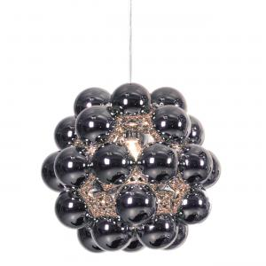 Beads Penta Pendant Light Gunmetal
