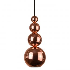 Bubble Pendant Copper