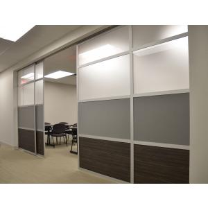 LOFTwall Glide sliding door system