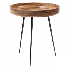 Mater Bowl Side Table Natural